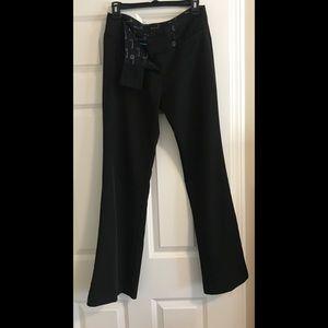 Joe Benbasset black dress pants